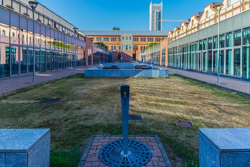 Polytechnique de Turin: Cittadella