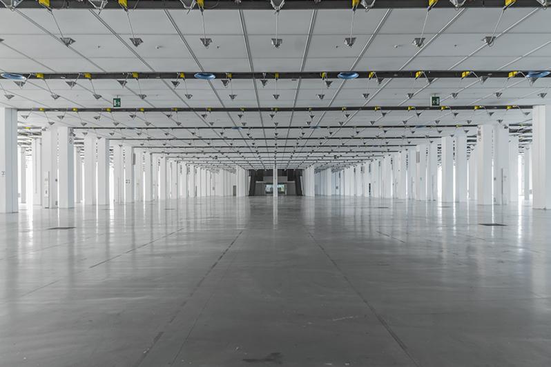 Lingotto: Centre d'Exposition