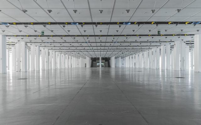 Lingotto: Trade Fair Center